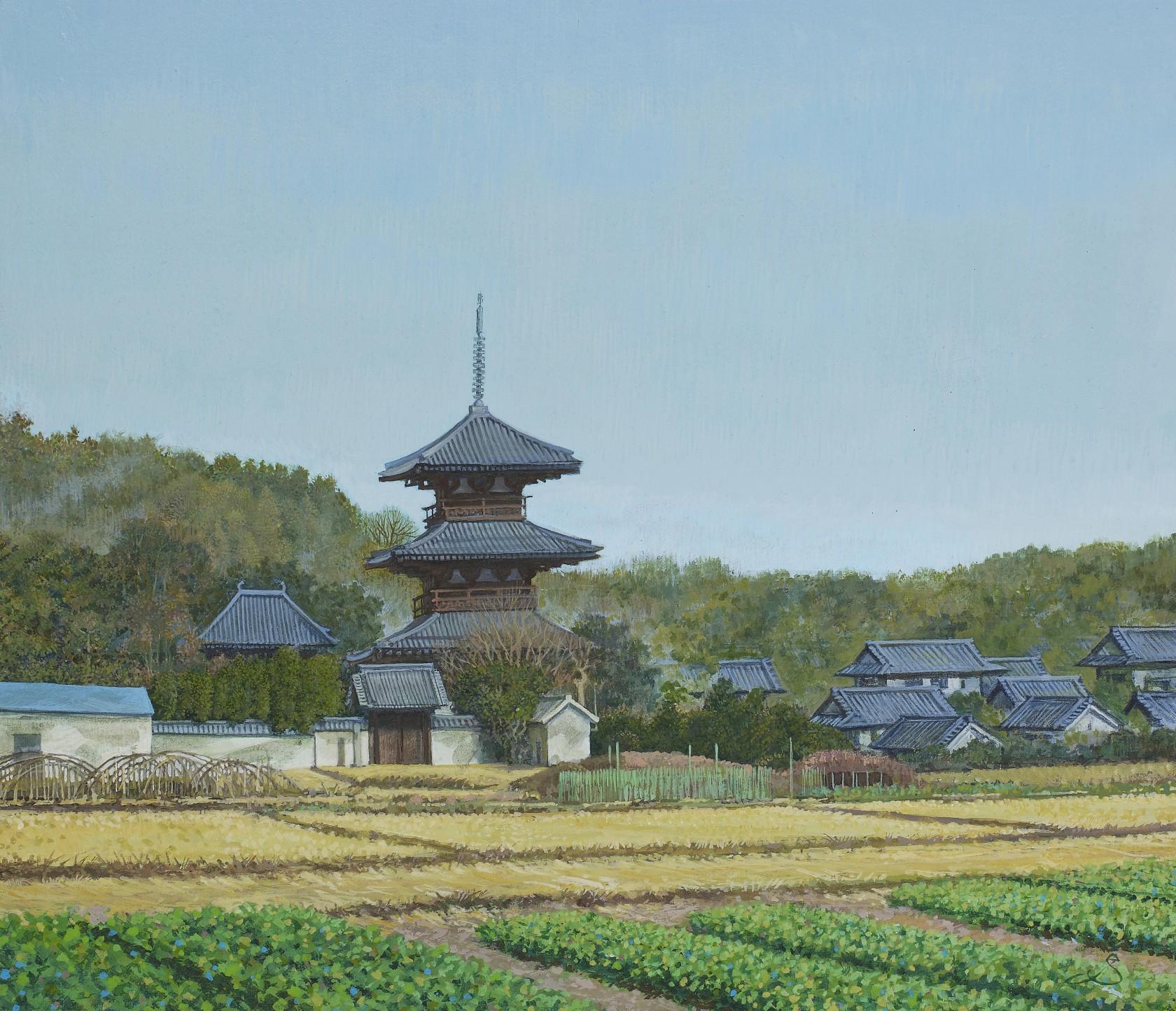 法起寺(小春)
